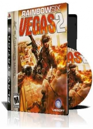 بازی اکشن (Rainbow Six Vegas 2 PS3 (2DVD